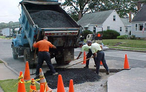 street maintenance and repairs